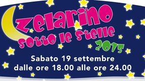 logo ZELARINO SOTTO LE STELLE