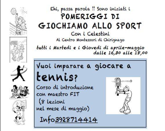 tennis celestini