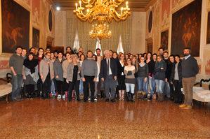 2014 - I volontari a Cà Farsetti
