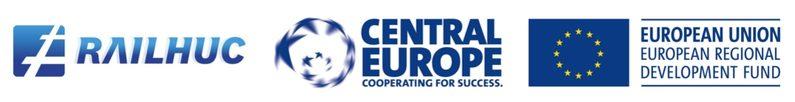 locandina del progetto europeo RailHuc