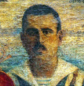"""Antonio Pusiol """"Giambara"""""""