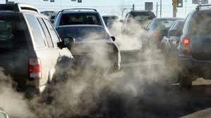 Immagine di autoveicoli inquinanti