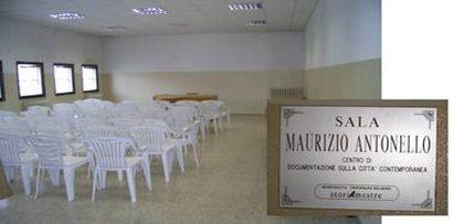 Foto Stanza - Piano Primo - Sala Antonello