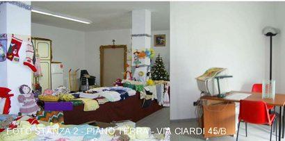 FOTO STANZE  2 - PIANO TERRA - VIA CIARDI 45/B
