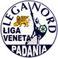 Logo partito Liga Veneta Lega Nord Padania