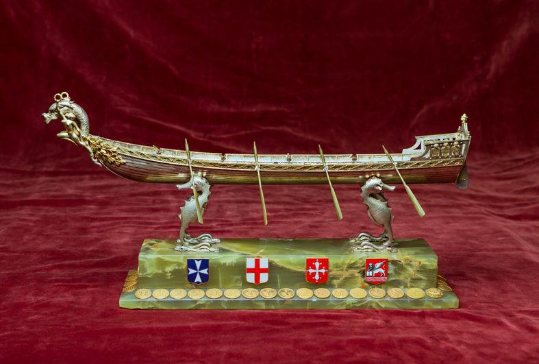 Foto del trofeo