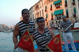 2005 La gioia di Giampaolo D'Este e Ivo Redolfi Tezzat si contrappone alla delusione di Igor Vignotto