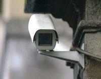 Immagine di una telecamera di videosorveglianza