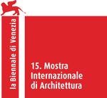 logo della 15° Mostra Internazionale di Architettura di Venezia