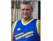 Fotografia del Presidente del Gruppo Sportivo Polizia Municipale di Venezia