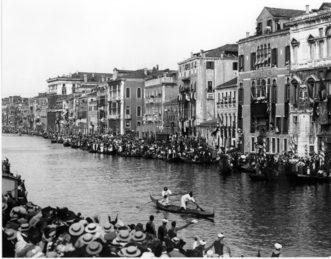 1892 I fratelli Zanellato in azione: una delle più forti coppie dall'ottocento