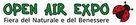 Logo dell'evento Open air expo