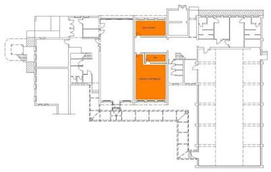 Mappa - Piano Terra Villa Medico