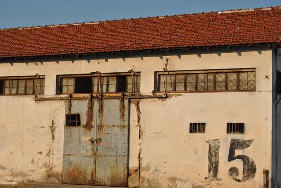 spazio espositivo Salonicco