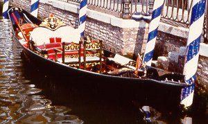 sandolo veneziano