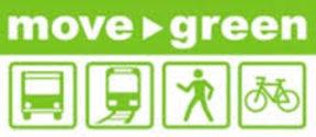 Immagine ideografica di alcune modalità di trasporto eco-sostenibili