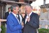 06.09.2015 - Il Sindaco Luigi Brugnaro al centro tedesco di studi veneziani