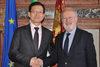 23.03.2011 - Giorgio Orsoni riceve Kim Young-Seok Ambasciatore Repubblica di Corea