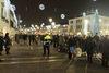 04.12.2015 - Il Sindaco Luigi Brugnaro all'accensione delle luminarie in Piazza Ferretto