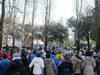 10.02.2015 - Cerimonia Giorno del Ricordo a Marghera