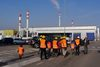 07.12.2013 - Nuovo impianto rifiuti a Fusina