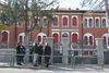 03.04.2013 - Sopralluogo dell'Ass.re Ezio Micelli al Piurea La Fontaine al Lido