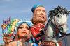 06.02.2016 - Carnevale 2016 - Sfilata dei carri allegorici a Marghera