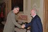 29.07.2011 - Giorgio Orsoni riceve Comandante Esercito Stefano Orti