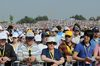 08.05.2011 - Il Papa Benedetto XVI al Parco di San Giuliano