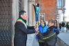 26.11.2013 - La torcia olimpica dell'Universiade invernale a Venezia