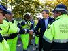 12.09.2015 - Il Sindaco Luigi Brugnaro incontra i Volontari della Protezione Civile Comunale