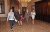 23.05.2013 - Laura Fincato e Pier Francesco Ghetti incontrano delegazione della Città di Umeà