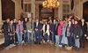 02.10.2015 - Il Sindaco Luigi Brugnaro incontra studenti della Scuola Internazionale di Vienna
