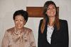 28.04.2016 - La Presidente del Consiglio Comunale Ermelinda Damiano riceve L'Ambasciatrice Vietnamita Ton Nu Thi Ninh