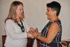 14.08.2015 - Il Vicesindaco Luciana Colle incontra Mandy Ikert esponente della rete C40cities