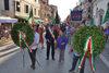 03.08.2015 - Il Sindaco Luigi Brugnaro alla cerimonia in ricordo dei Sette Martiri
