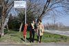 07.03.2012 - Inaugurazione nuove strade dedicate a Elisabetta Caminer e Luisa Bergalli a Mestre