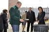 12.11.2010 - Installazione Posacenere in Piazza San Marco