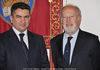 21.06.2010 - Il Sindaco Giorgio Orsoni riceve il Governatore Adnan della Regione Irachena di Al Najaf