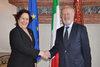 09.04.2011 - Giorgio Orsoni riceve l'Ambasciatrice di Cuba Milagros Carina Soto Agùero