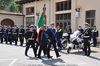 14.05.2010 - Passaggio consegne Agostini - Marini Comando Polizia Municipale