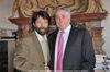 19.10.2009 - L'Ambasciatore Americano David Thorne a Ca' Farsetti