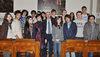 29.03.2011 - L'Ass.re Ezio Micelli riceve volontari Intercultura