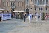20.07.2015 - Il Sindaco Luigi Brugnaro alla Festa della Capitaneria di Porto alle Zattere