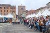 29.09.2013 -  Alzabandiera in Piazza Ferretto per la festa di San Michele
