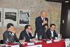 25.04.2015 - Vittorio Zappalorto all'inaugurazione di VeniceToExpo2015 all' Arsenale di Venezia