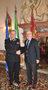 13.09.2013 - Il Sindaco Giorgio Orsoni riceve il Comandante della Regione Veneto dei Carabinieri, gen. div. Sabino Cavaliere