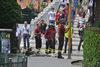 29.05.2012 - Crollo statua Giardini Papadopoli