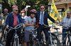 22.09.2009 - Inaugurazione piste ciclabili a Mestre