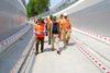 18.06.2013 - Sopralluogo sottopasso stazione del tram